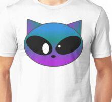 mysterious cat Unisex T-Shirt