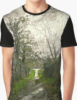 Jacob´s Island 001 Graphic T-Shirt