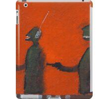 les nouveaux cowboys iPad Case/Skin