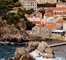 Dubrovnik, Croatia by VaidaAbdul