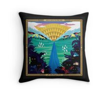 And So I Watch You From Afar - All Hail Bright Futures Throw Pillow
