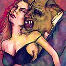 Beauty and the sexy Beast by matan kohn