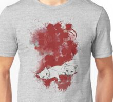 Two Cuddly Cats: Nap and Stare Unisex T-Shirt