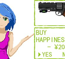 Buying Happiness by chopemon
