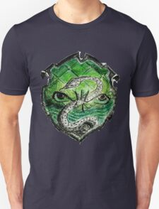 12th Doctor - Slytherin T-Shirt
