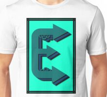 The Alphabet  The letter E Unisex T-Shirt