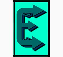 The Alphabet  The letter E Unisex T-Shirt