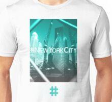 NewYorkCITY Threw the Fence Unisex T-Shirt