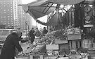 Street Market, New York City by Barbara Wyeth