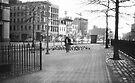 Cold Winter Day, New York by Barbara Wyeth