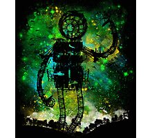 mad robot Photographic Print