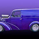 V8 Ford Pop van by Kit347