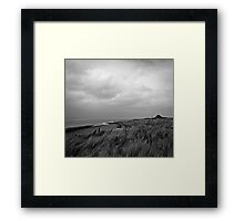 Hurricane Winds Framed Print