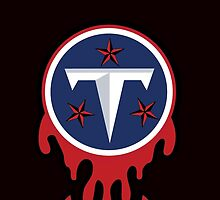 tennessee titans by datunkeren69
