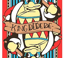 King Dedede by franckrodri