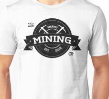 Greaves Mining co Unisex T-Shirt