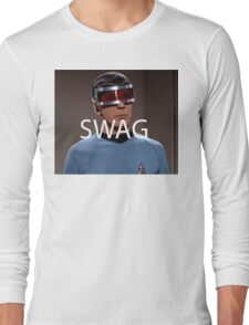 Spock Swag. Long Sleeve T-Shirt