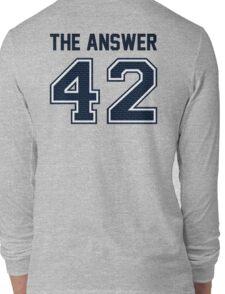 101010 Long Sleeve T-Shirt
