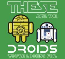 Star Droids Kids Clothes