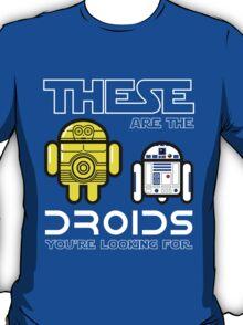 Star Droids T-Shirt