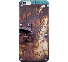 Barn Door No.2 iPhone Case/Skin