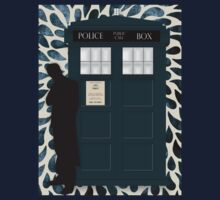 The Doctor and the TARDIS Kids Clothes