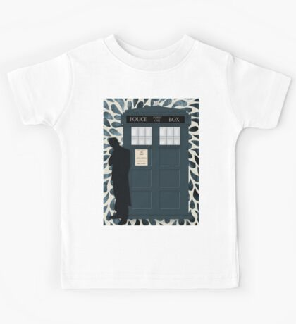 The Doctor and the TARDIS Kids Tee