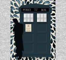The Doctor and the TARDIS Unisex T-Shirt