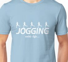 Jogging (Blink 182 - First Date) Unisex T-Shirt