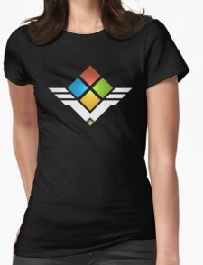 Windows Union Womens Fitted T-Shirt