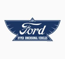 Ford Motor Company Hyper Dimensional Vehicle Universal Car by nuevowestern