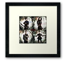 Team Good from the Mortal Instruments Framed Print