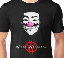W for Wendetta Unisex T-Shirt