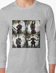 Team Good from the Mortal Instruments Long Sleeve T-Shirt