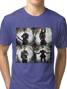 Team Good from the Mortal Instruments Tri-blend T-Shirt