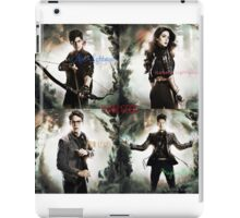 Team Good from the Mortal Instruments iPad Case/Skin