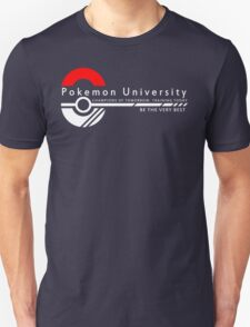 Pokemon University - College Wear 01 T-Shirt