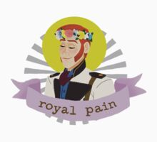 Royal Pain by Rachael Michelle
