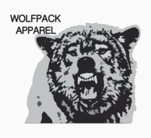 Wolfpack Apparel Light Shirts by wolfpackapparel
