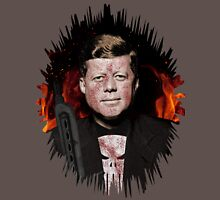 The Punisher + JFK Mash Up Unisex T-Shirt