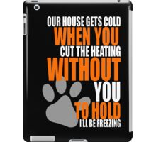 Ed Sheeran Lyrics iPad Case/Skin
