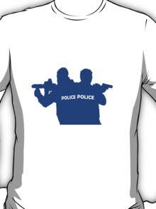 NYPD Ryan and Esposito T-Shirt