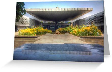 ©MS Museo De Antropología E Historia IIA by OmarHernandez