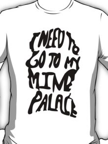 Mind Palace (black) T-Shirt