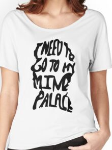 Mind Palace (black) Women's Relaxed Fit T-Shirt