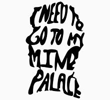 Mind Palace (black) Unisex T-Shirt