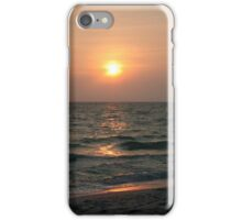 Gulf Sunset iPhone Case/Skin