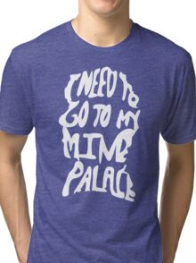 Mind Palace (black) Tri-blend T-Shirt