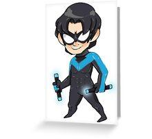 DC Comics || Dick Grayson/Nightwing Greeting Card