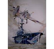 HMS Eagle Photographic Print
